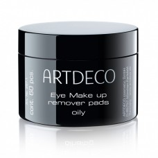 ARTDECO EYE MAKE UP REMOVER PADS OILY (60 PADS)