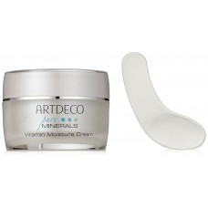 ARTDECO VITAMIN MOISTURE CREAM WITH VOLCANIC ROCK EXTRACT 50ML