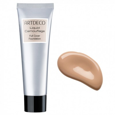 ARTDECO LIQUID CAMOUFLAGE FULL COVER FOUNDATION 25ML