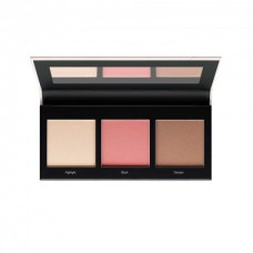 ARTDECO CONTOURING PALETTE (HIGHLIGHT + BLUSH + CONTOUR)