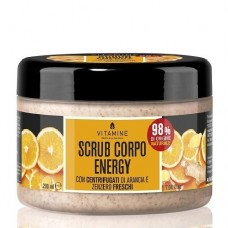 ATHENA'S VITAMINE SCRUB CORPO ENERGY 200 ML