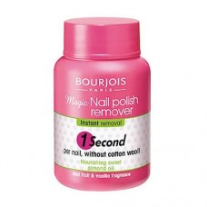 BOURJOIS 1 SECONDE MAGIC NAIL POWER REMOVER