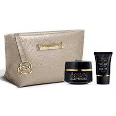 COLLISTAR SUBLIME BLACK PRECIOUS CREAM 50ml + SUBLIME BLACK PRECIOUS MASK 15ml + BIG POUCH