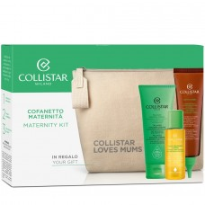 COLLISTAR MATERNITY KIT: Talasso Shower Cream + Anti Stretch Marks Concentrate + Precious Body Oil