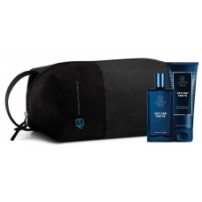 COLLISTAR VETIVER FORTE EDT 50 ml + SHOWER-SHAMPOO 100 ml + TRAVEL BAG PIQUADRO BLACK