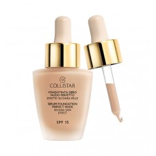 COLLISTAR SERUM FOUNDATION PERFECT NUDE SPF15 30ML