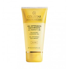 COLLISTAR BALANCING CLEANSING GEL 150 ml