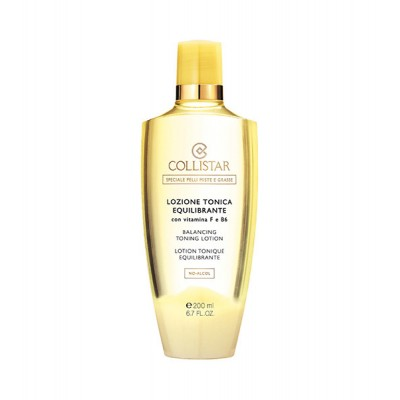 COLLISTAR BALANCING TONING LOTION 200 ml