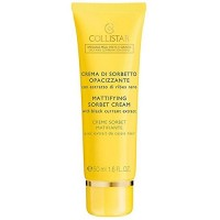 COLLISTAR MATTIFYING SORBET CREAM WITH BLACK CURRANT EXTRACT 50ml