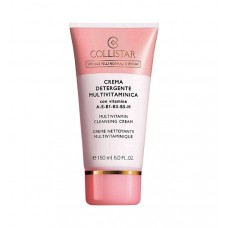 COLLISTAR MULTIVITAMIN CLEANSING CREAM 150 ml