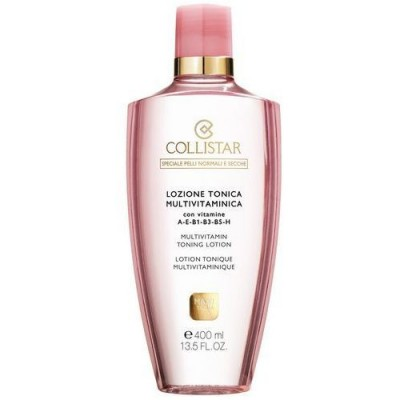 COLLISTAR MULTIVITAMIN TONING LOTION 400 ml