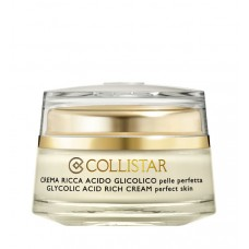 COLLISTAR TESTER GLYCOLIC ACID RICH-CREAM 50ML