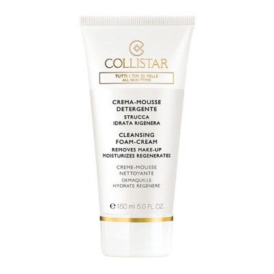 COLLISTAR CREMA-MOUSSE DETERGENTE 150 ML
