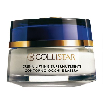 COLLISTAR SUPERNOURISHING LIFTING CREAM Eye Contour and Lips 15 ml