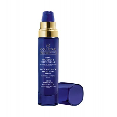 COLLISTAR FACE AND NECK PERFECTION SERUM 30 ml