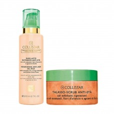 COLLISTAR NOURISHING ANTI-AGE OIL MILK + TALASSO ANTI-AGE 200+150ml