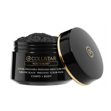 COLLISTAR TESTER SUBLIME BLACK PRECIOUS SCRUB-MASK BODY 450 gr