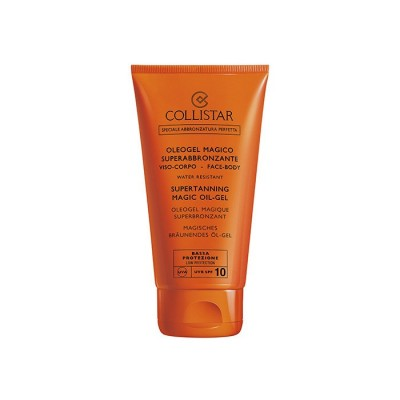 COLLISTAR SUPERTANNING MAGIC OIL-GEL SPF10 150 ml