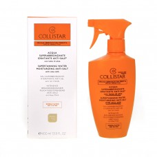COLLISTAR ACQUA SUPERBRONZANTE IDRATANTE ANTI-SALE al LATTE di ALOE 400 ml