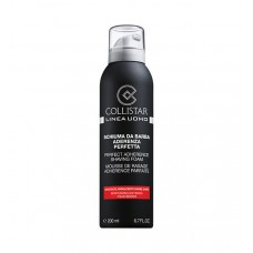 COLLISTAR PERFECT ADHERENCE SHAVING FOAM, TOUGH BEARDS 200 ml