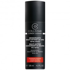 COLLISTAR DEODORANTE MULTI-ATTIVO 24H SPRAY SECCO 125ML