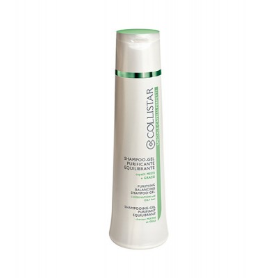 COLLISTAR PURIFYING BALANCING SHAMPOO-GEL 250 ml