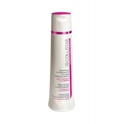 COLLISTAR HIGHLIGHTING LONG-LASTING COLOUR SHAMPOO 250 ml