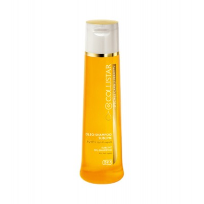 COLLISTAR OLEO-SHAMPOO SUBLIME 250ml