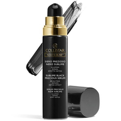 COLLISTAR NERO SUBLIME® BLACK PRECIOUS SERUM 30 ml