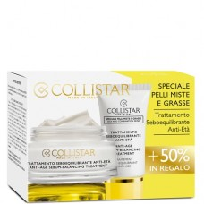COLLISTAR PROMO ANTI-AGE SEBUM-BALANCING TREATMENT 50ML + 25ML TUBE FREE GIFT