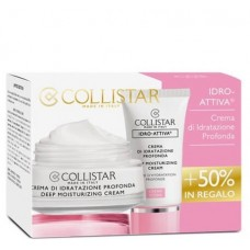 COLLISTAR IDRO-ATTIVA® PROMO DEEP MOISTURIZING CREAM 'ICON' 50ML+  25ML TUBE FREE GIFT