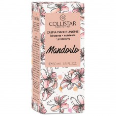 COLLISTAR HAND AND NAIL CREAM MOISTURIZING - NOURISHING - PROTECTING with ALMOND 50ML