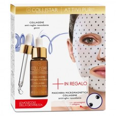 COLLISTAR KIT COLLAGENE GOCCE 30ml + MASCHERA MICROMAGNETICA COLLAGENE ANTIRUGHE RASSODANT
