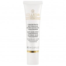 COLLISTAR ANTI-DARK SPOT CONCENTRATE GLYCOLIC ACID + NIACINAMIDE 25ML