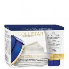 COLLISTAR PROMO BIOREVITALIZING FACE CREAM 50ML +  25ML TUBE FREE GIFT