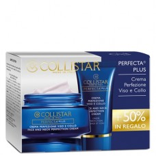 COLLISTAR PROMO FACE AND NECK PERFECTION CREAM 50ML + 25ML TUBE FREE GIFT