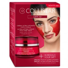 COLLISTAR LIFT HD® ULTRA-LIFTING FACE AND NECK CREAM 50ML + SPECIAL ULTRA-LIFTING PATCHES