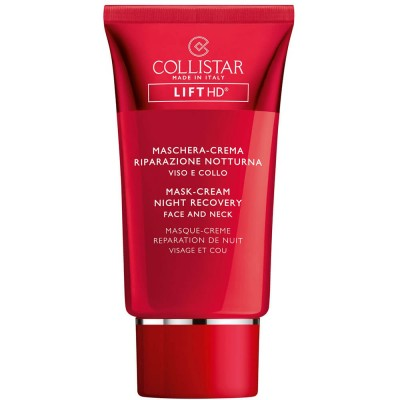 COLLISTAR LIFT HD® MASK-CREAM NIGHT RECOVERY FACE AND NECK 75 ML