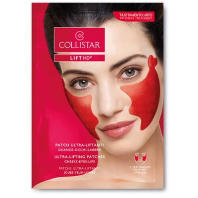 COLLISTAR LIFT HD® ULTRA-LIFTING PATCHES CHEEKS-EYES-LIPS (1 treatment)