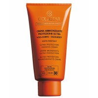 COLLISTAR ULTRA PROTECTION TANNING CREAM SPF 30 150 ml
