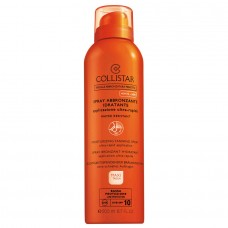 COLLISTAR MOISTURIZING TANNING SPRAY SPF 10 200 ml