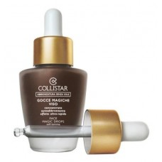 COLLISTAR FACE MAGIC DROPS, SELF-TANNING CONCENTRATE ULTRA-RAPID EFFECT 30ML