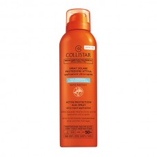 COLLISTAR ACTIVE PROTECTION SUN SPRAY SPF50+ WATER-RESISTANT 150ML