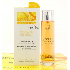 COLLISTAR PROFUMO DI ENERGIA AROMATIC WATER WITH ESSENTIAL OILS AND CITRUS EXTRACTS 100ML