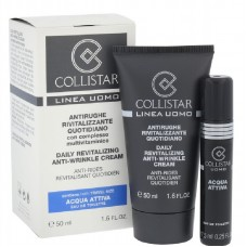 COLLISTAR DAILY REVITALIZING ANTI-WRINKLE CREAM 50ml + ACQUA ATTIVA EDT 7,5ml