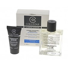 COLLISTAR AFTER-SHAVE TONING LOTION + DAILY PROTECTIVE SUPERMOISTURIZER 100 ml + 30 ml