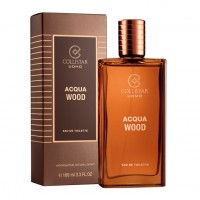 COLLISTAR ACQUA WOOD UOMO EDT 100ml
