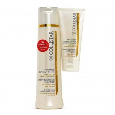 COLLISTAR KIT SHAMPOO SUPERNUTRIENTE 250ml + MASCHERA SUPERNUTRIENTE RISTRUTTURANTE 50ml