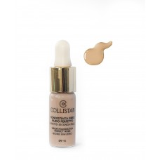 COLLISTAR SERUM FOUNDATION PERFECT NUDE tester 10ML