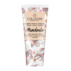 COLLISTAR TESTER HAND AND NAIL CREAM MOISTURIZING - NOURISHING - PROTECTING with ALMOND 50ML